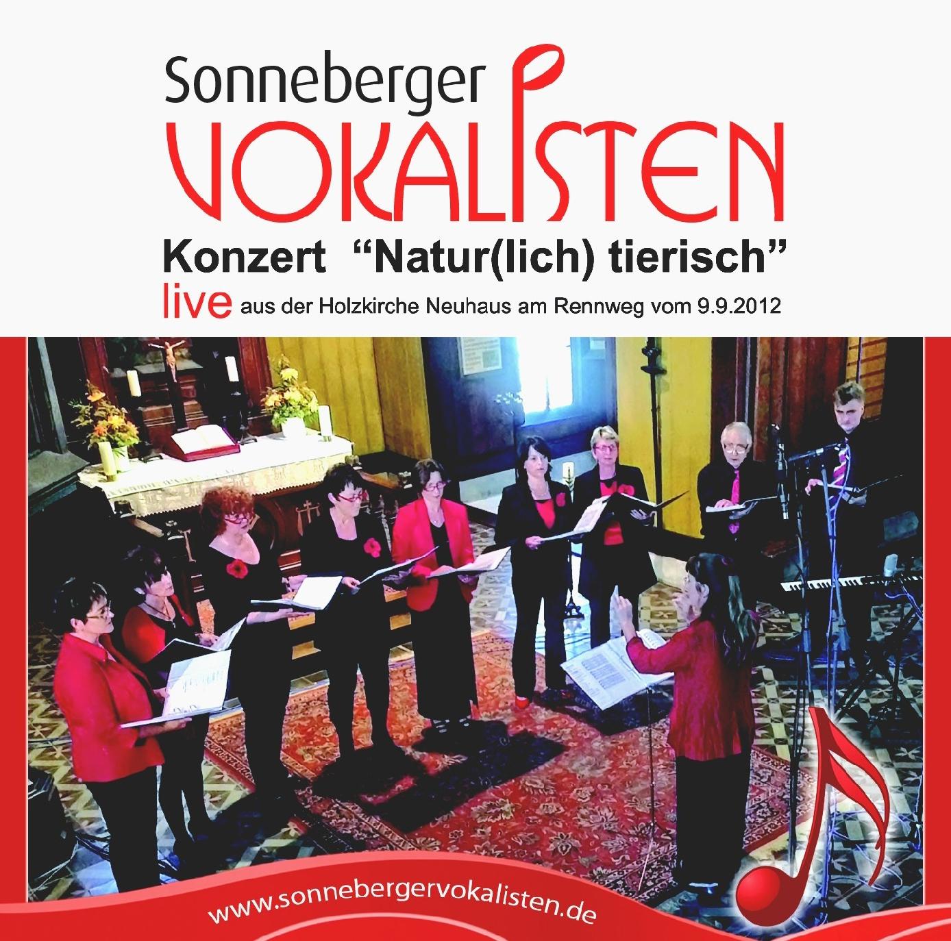 Vokalisten Holzkirche